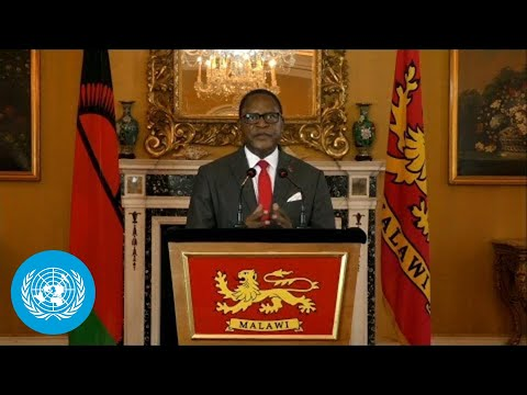 🇲🇼 Malawi - President Addresses General Debate, 75th Session