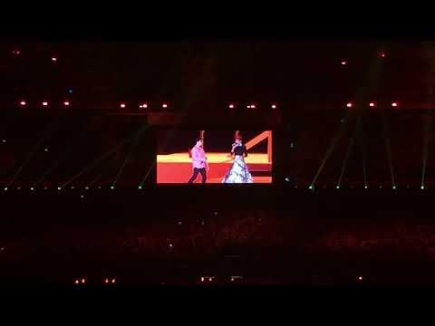 Hafiz Suip ft. Jaclyn Victor - Aku Negaraku   Closing Ceremony of #SUKANSEA2017