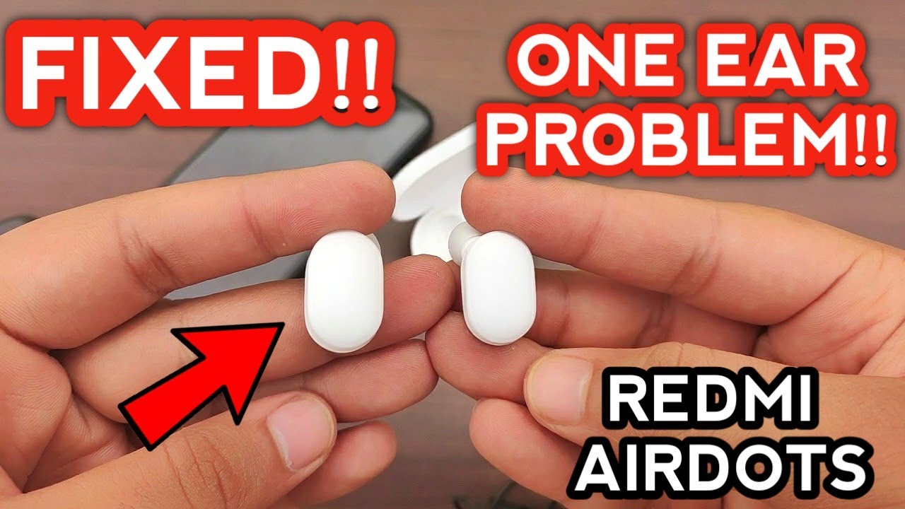 Redmi Airdots Connection Problem Solved | How to Pair and Troubleshoot  Redmi Airdots | Xiaomi Mi