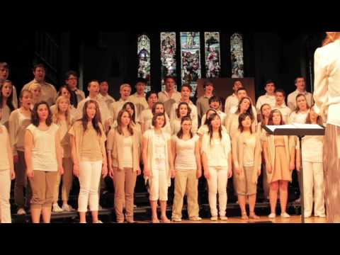 Coastal Sound Youth Choir  Winter Winds Mumford and Sons arranged  Jennifer McMillan