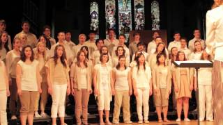 Coastal Sound Youth Choir - Winter Winds (Mumford and Sons) arranged by Jennifer McMillan