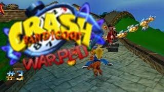 Muralla china a lomos de Pura/Crash Bandicoot: Warped #3