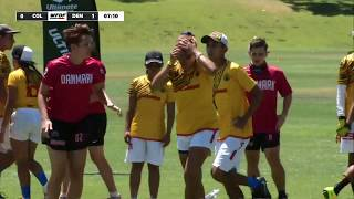 WFDF World Under 24 Ultimate Championship: Colombia v Denmark - Mixed