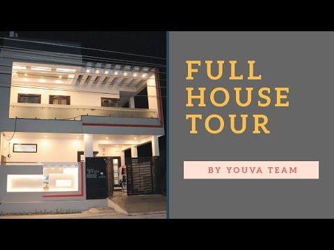 COMPLETE HOUSE TOUR (duplex house)