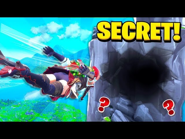 I FOUND A SECRET MAP IN FORTNITE! (Creative Mode Parkour)
