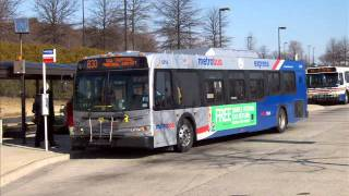 SOUND CLIP: Washington Metropolitan Area Transit New Flyer D40LFR #6209