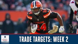 TRADE for these Fantasy players & SELL fluke performances | Fantasy Football Today
