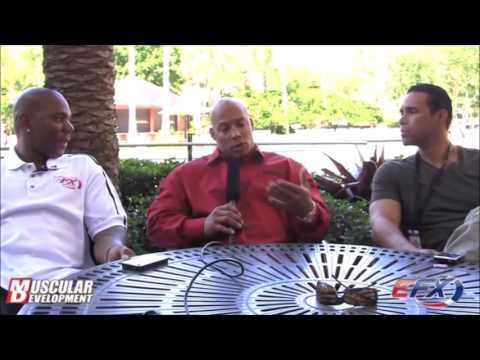 *Muscular Development TV Hall Of Fame Roundtable 2011 Wheeler Ray Levrone Full*