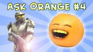 Annoying Orange - Ask Orange #4: Master Chef!