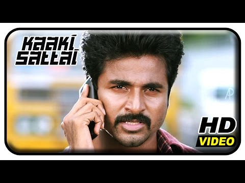Kaaki Sattai Tamil Movie Scenes |...