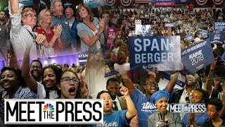 Activist Democrats Ask 'What's The Wait On Impeachment?' | Meet The Press | NBC News