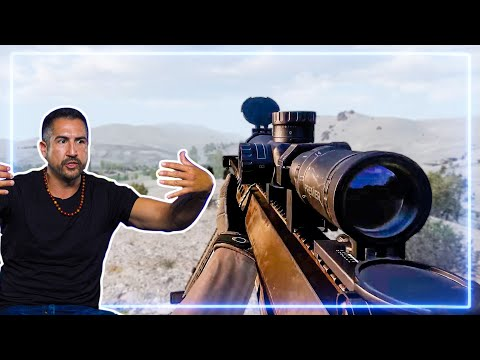 Sniper REACTS to Arma 3| Experts React