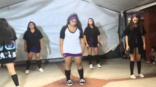 Desiree Yepez sweet 16 surprise dance