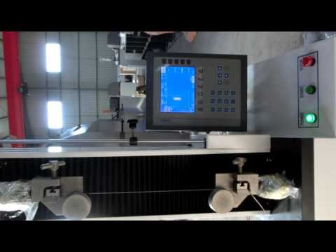 wire tensile testing
