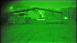 Infidel Night Vision PVS-14 Gen 3+ Autogated