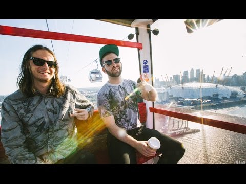 Euro Trip - Lost Europe 2014 (Tour Video)   Zeds Dead