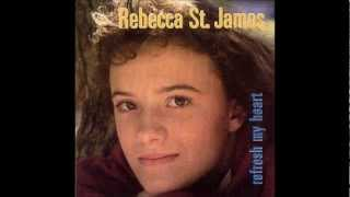 We Will Not Bow Down To The World Rebecca St James Refresh My Heart