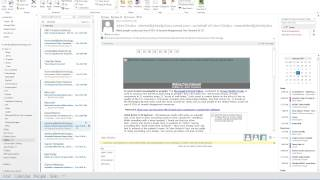 Using Microsoft Clutter to Gain Email Inbox Productivity