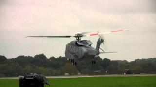 """Rotorfest 2011 - Sikorsky S-92 """"Legacy of Heros"""""""