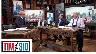 Brian Burke Happy About Seattle Expansion But Not William Nylander Deal | Tim and Sid