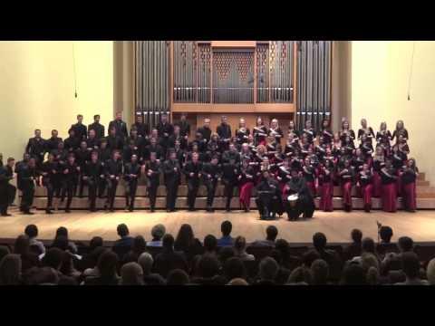 Umahlalela - Stellenbosch University Choir