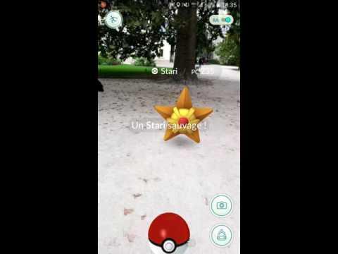 Pokemon Go - Chasse aux Bulbizarre du Jardin des plantes