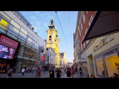 Linz in 4K