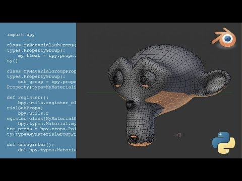 Creating Awesome 3D Animations With Python In Blender