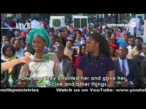 EMMANUEL TV LIVE SERVICE   SUNDAY 22 10 2017 PROPHET TB JOSHUA AT THE ALTER VIDEO 5 OF 10