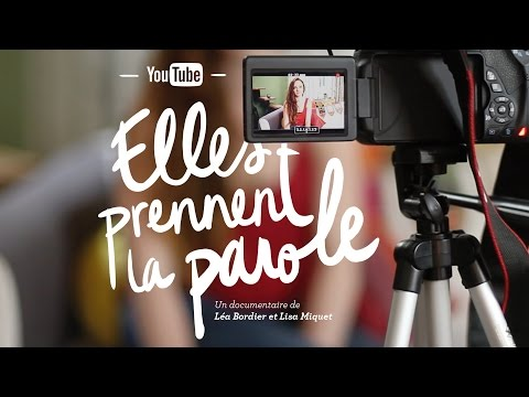 YouTube : Elles prennent la parole (documentaire)