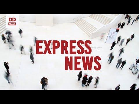 एक्सप्रेस न्यूज़: आधे घंटे में देश-दुनिया की 100 ख़बरें