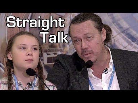 Greta & Svante Thunberg - Straight Talk