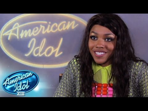 Road to Hollywood: Tessa Norman - AMERICAN IDOL SEASON XIII