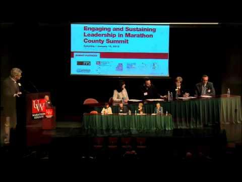 Leadership Summit in Marathon County