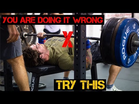 HOW TO: Increase bench press (Best exercises for bench + FREE Program)