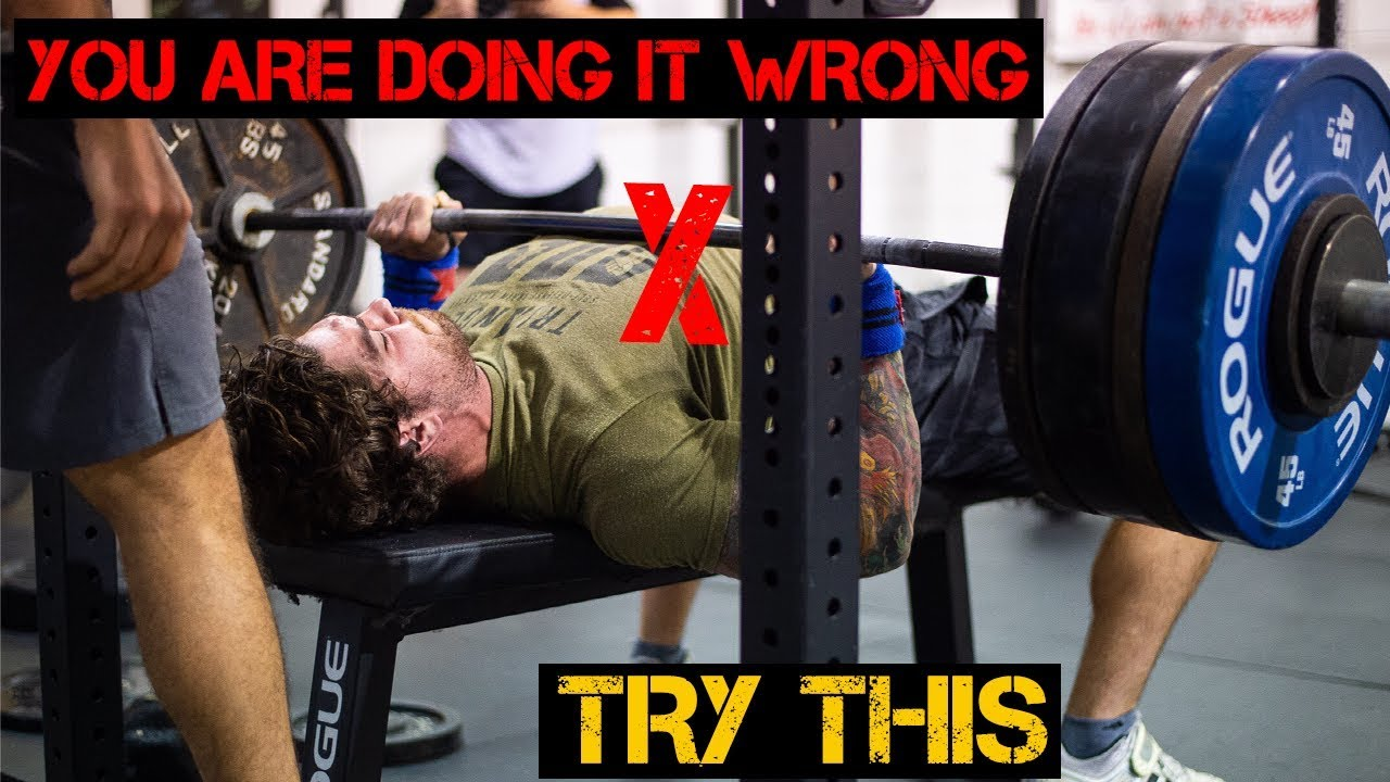 How To Increase Bench Press Best Exercises For Bench Free Program