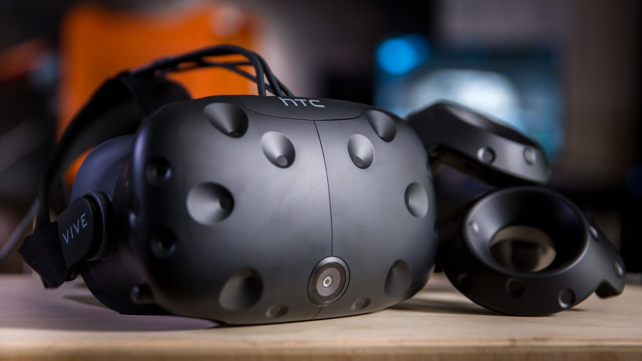 Tested HTC Vive Review