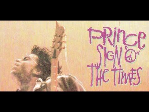 SIGN O' THE TIMES - Prince (demo cover) Lyric video