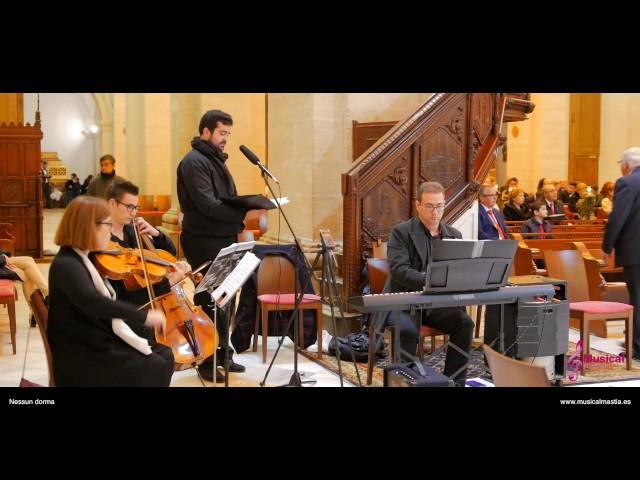 musica bodas murcia Nessun dorma tenor Bodas Murcia