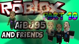 [10] Roblox - (Area 51: Survive The Horrors) AIBJ95 & Friends
