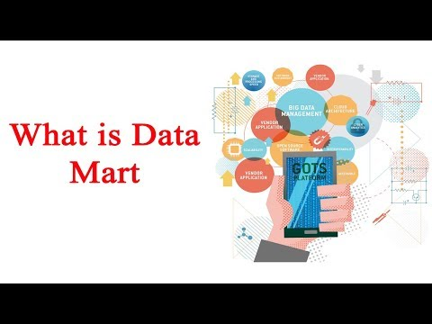 What Is Data Marts || Explain Of Data Mart