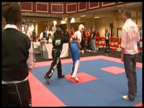 Irish Open 2010 Kickboxing