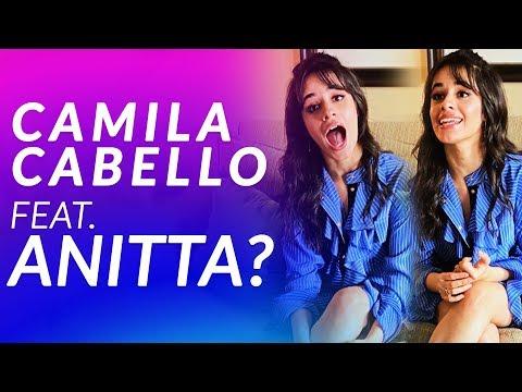 Camila Cabello canta Anitta e reage a Gretchen!