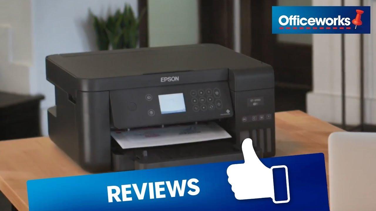 Epson Expression Colour MFC Printer ET-3700