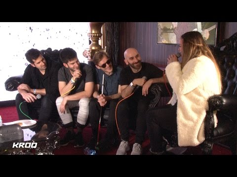 X Ambassadors Interview - KROQ Almost Acoustic Christmas 2015