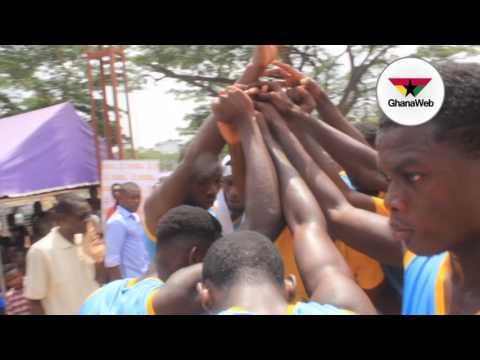 Marshalls University vrs Accra Technical University - UPAC Semi Final