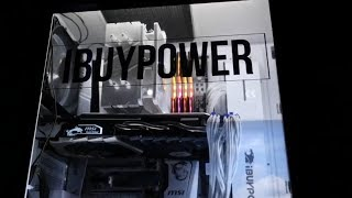 iBuyPower Snowblind and Element PC Gaming Desktop Full Review