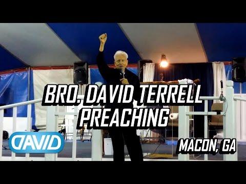David Terrell Preaching 2016-05-07 - A fresh anointing