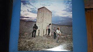 MCA-1691 Who's Next/The Who フーズ・ネクスト/ザ・フー.