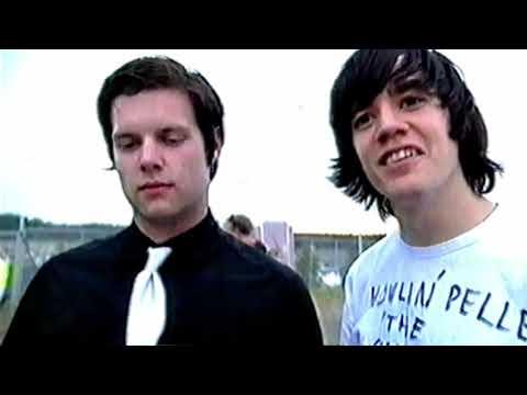 The Hives-haastattelu (Jyrki 2001)